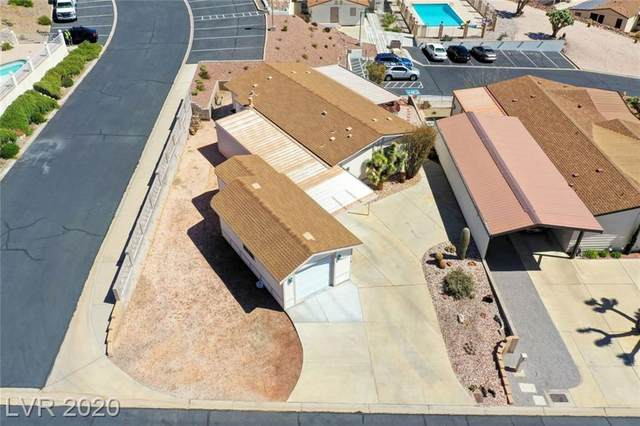 600 Mount Hunter, Boulder City, NV 89005 (MLS #2200439) :: Performance Realty