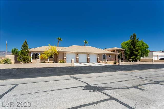 40 E Eton, Pahrump, NV 89048 (MLS #2200467) :: Vestuto Realty Group
