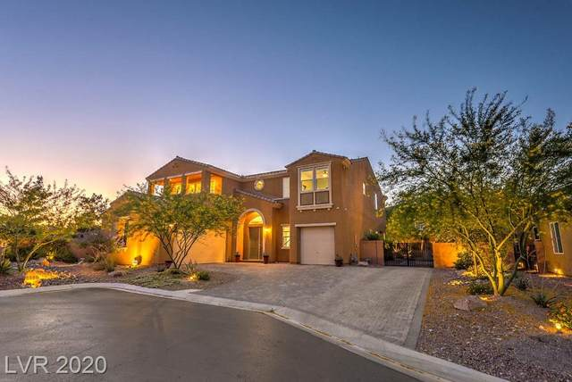 8888 Majestic Prince Court, Las Vegas, NV 89178 (MLS #2200482) :: Signature Real Estate Group