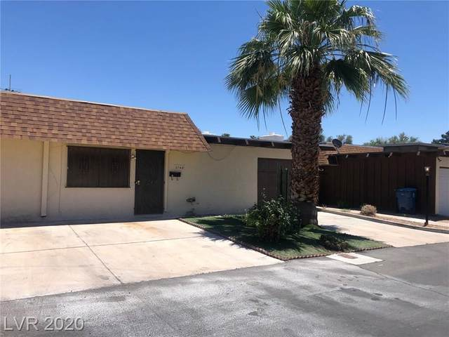2748 Heritage Court, Las Vegas, NV 89121 (MLS #2200483) :: Jeffrey Sabel