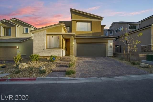 2678 Evolutionary Lane, Las Vegas, NV 89138 (MLS #2200497) :: Jeffrey Sabel
