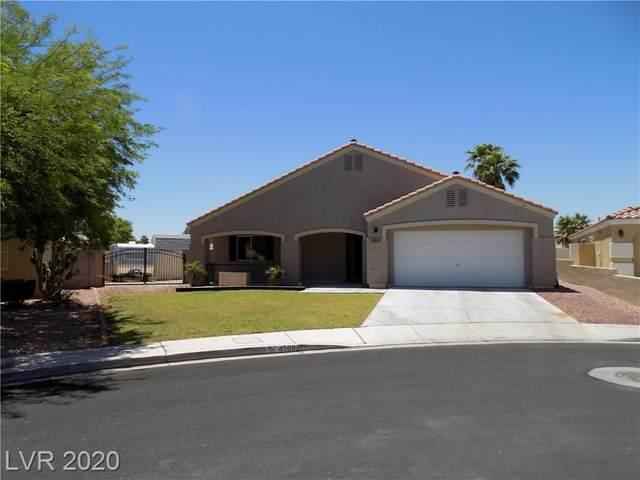 4509 Scarlet Sage, North Las Vegas, NV 89031 (MLS #2200498) :: Vestuto Realty Group
