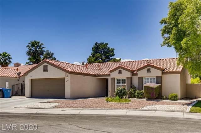 4125 Stockman Street, North Las Vegas, NV 89032 (MLS #2200500) :: Vestuto Realty Group