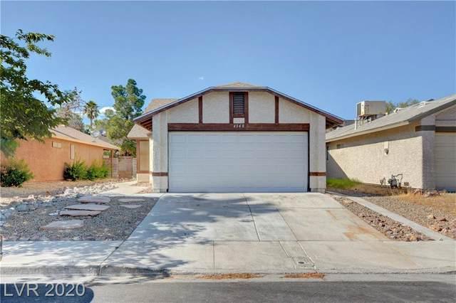 4348 Faberge, Las Vegas, NV 89115 (MLS #2200547) :: Signature Real Estate Group