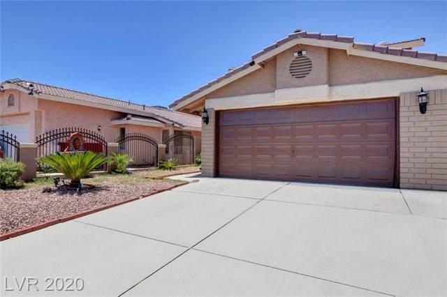 3925 Tatiana, Las Vegas, NV 89115 (MLS #2200581) :: Signature Real Estate Group