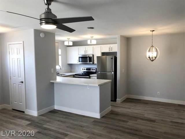 2971 Juniper Hills #204, Las Vegas, NV 89142 (MLS #2200601) :: Billy OKeefe | Berkshire Hathaway HomeServices