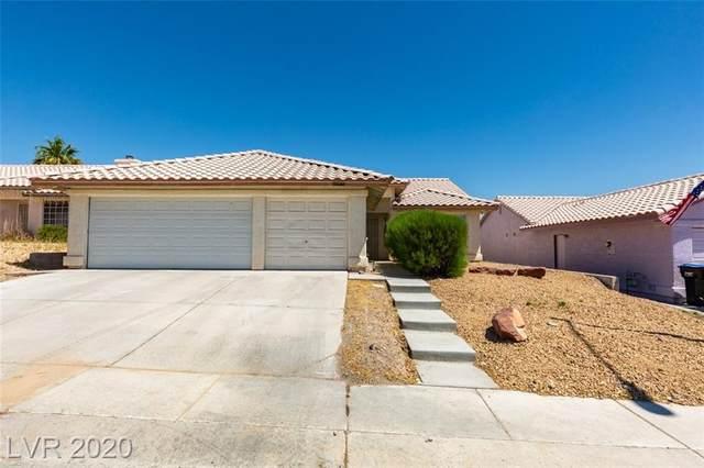 4722 Casa Bonita Drive, North Las Vegas, NV 89032 (MLS #2200632) :: Vestuto Realty Group