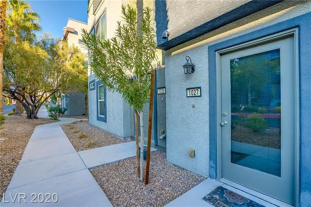 9050 Tropicana #1027, Las Vegas, NV 89147 (MLS #2200641) :: Signature Real Estate Group
