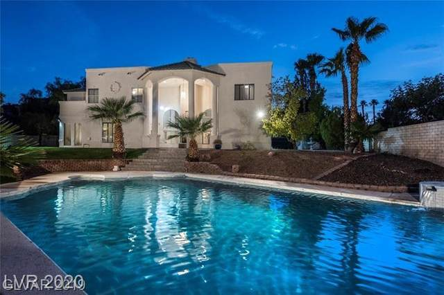 2000 Doral, Henderson, NV 89074 (MLS #2200646) :: The Mark Wiley Group | Keller Williams Realty SW