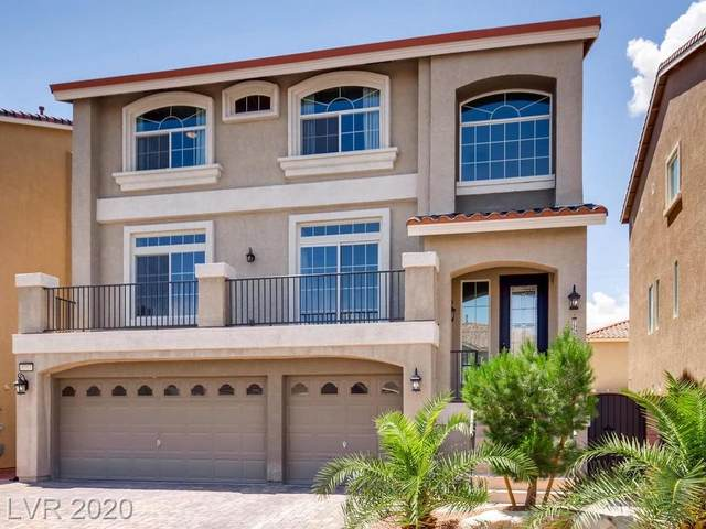 9757 Fox Estate, Las Vegas, NV 89141 (MLS #2200675) :: Signature Real Estate Group
