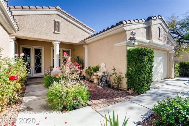 4750 Fiore Bella Boulevard, Las Vegas, NV 89135 (MLS #2200688) :: Team Michele Dugan