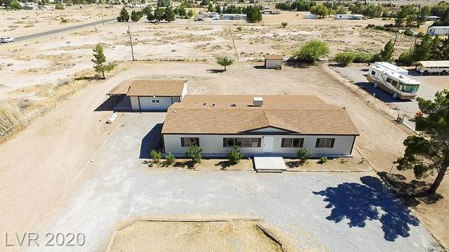 3051 Pittman, Pahrump, NV 89060 (MLS #2200719) :: Vestuto Realty Group