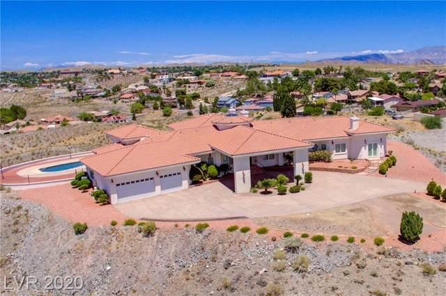 1502 San Felipe, Boulder City, NV 89005 (MLS #2200749) :: Signature Real Estate Group