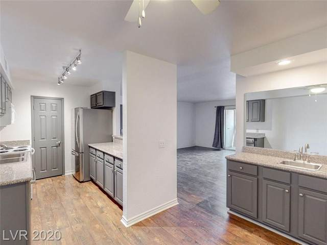 2606 Durango #115, Las Vegas, NV 89117 (MLS #2200759) :: Signature Real Estate Group