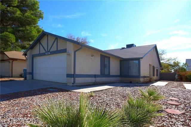 4129 Pierce, Las Vegas, NV 89110 (MLS #2200766) :: Signature Real Estate Group