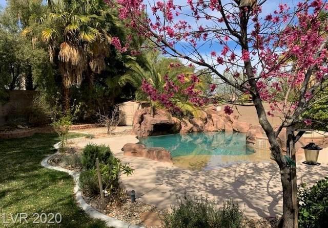 10787 Vemoa Drive, Las Vegas, NV 89141 (MLS #2200772) :: Signature Real Estate Group