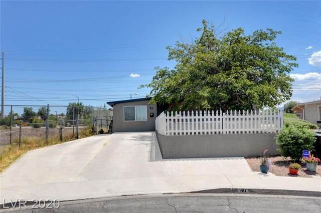40 Constitution, Henderson, NV 89015 (MLS #2200775) :: Performance Realty