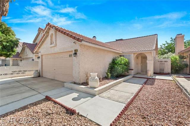 1585 Angel Falls Street, Las Vegas, NV 89142 (MLS #2200782) :: Signature Real Estate Group