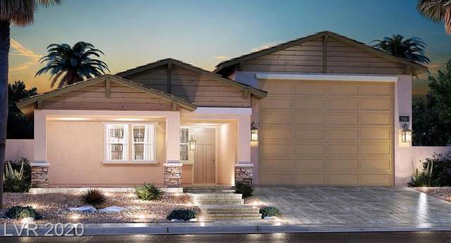 325 Verdi Falls Avenue, Henderson, NV 89011 (MLS #2200811) :: Vestuto Realty Group