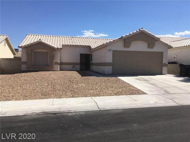 3211 Verde, North Las Vegas, NV 89031 (MLS #2200829) :: Vestuto Realty Group