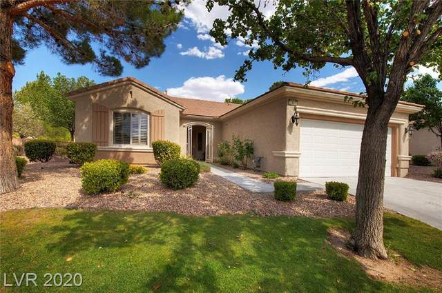 2497 Springville Way, Henderson, NV 89052 (MLS #2200843) :: Signature Real Estate Group