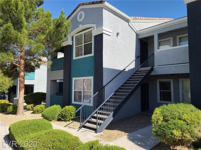 6955 Durango #1047, Las Vegas, NV 89149 (MLS #2200886) :: Hebert Group | Realty One Group