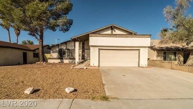 4417 De Forest, Las Vegas, NV 89103 (MLS #2200889) :: Signature Real Estate Group