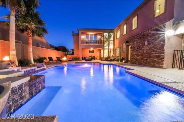 2776 Kilwinning Drive, Henderson, NV 89044 (MLS #2200914) :: Signature Real Estate Group