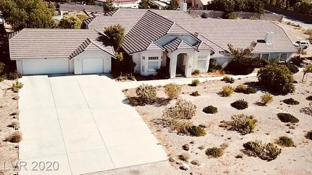 7720 W Agate Avenue, Las Vegas, NV 89113 (MLS #2200932) :: Signature Real Estate Group