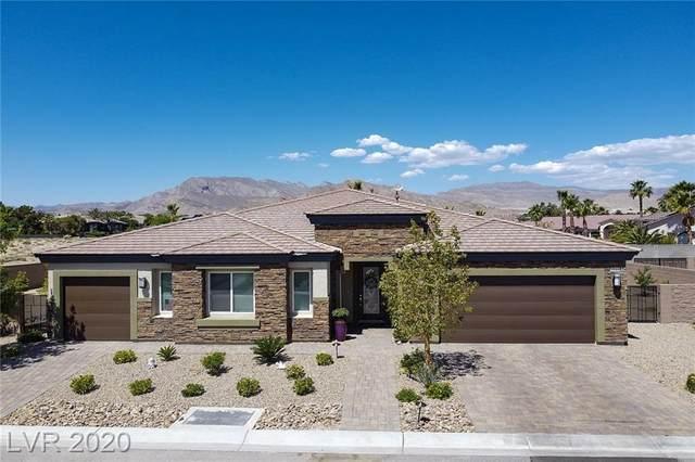8844 Helena, Las Vegas, NV 89129 (MLS #2200937) :: Signature Real Estate Group