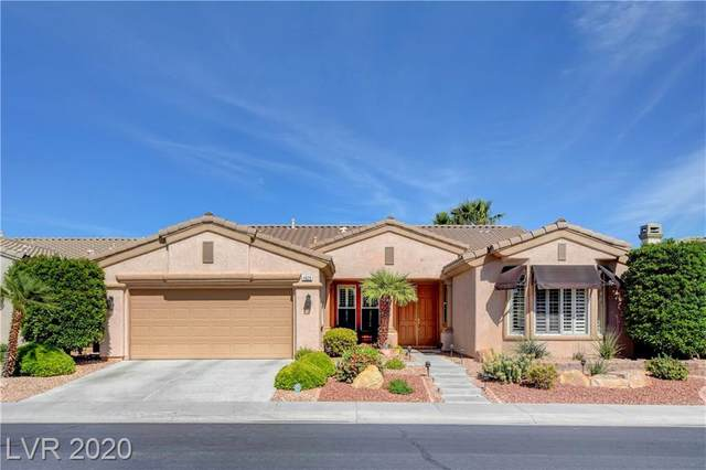4620 Denaro, Las Vegas, NV 89135 (MLS #2201022) :: Team Michele Dugan