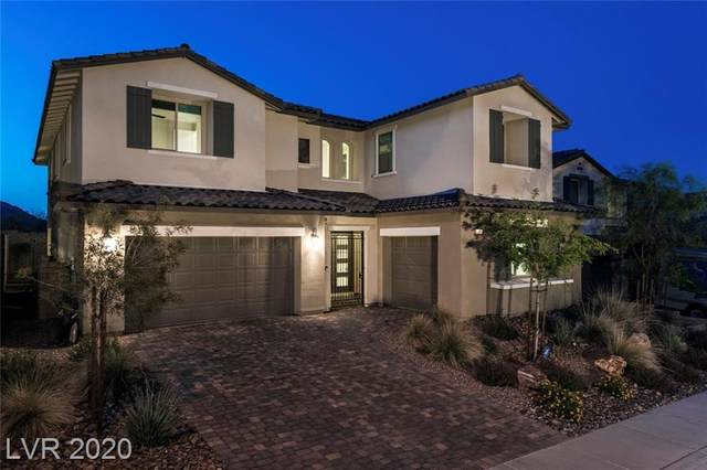 12058 Attiva, Las Vegas, NV 89138 (MLS #2201035) :: Hebert Group | Realty One Group