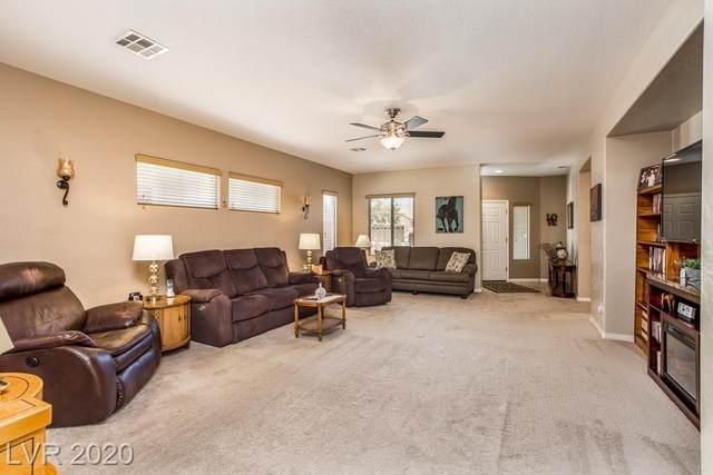 6031 Orlov Trotter Avenue, Las Vegas, NV 89122 (MLS #2201066) :: Billy OKeefe   Berkshire Hathaway HomeServices