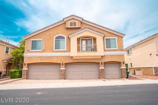 6721 Lookout Lodge Lane #2, North Las Vegas, NV 89084 (MLS #2201072) :: Hebert Group | Realty One Group