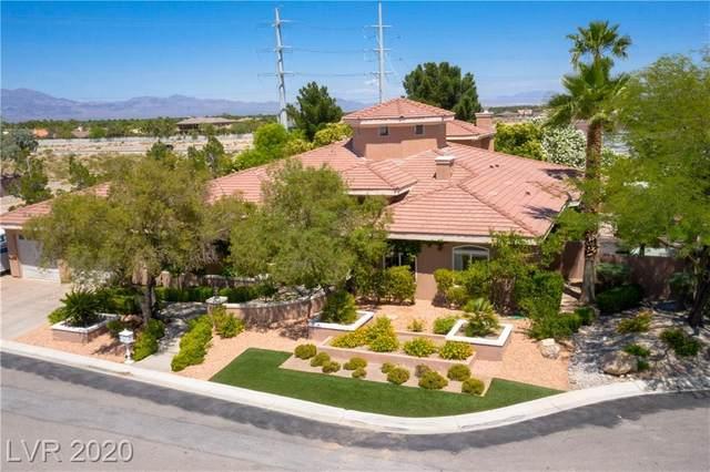 8855 W Craig Road, Las Vegas, NV 89129 (MLS #2201100) :: Signature Real Estate Group