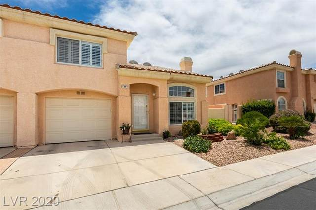 8469 Indigo Sky, Las Vegas, NV 89129 (MLS #2201121) :: Vestuto Realty Group