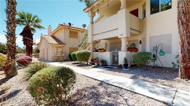 940 Boulder Mesa #102, Las Vegas, NV 89128 (MLS #2201133) :: Billy OKeefe   Berkshire Hathaway HomeServices