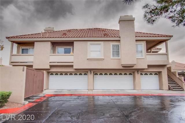 5125 Reno #1026, Las Vegas, NV 89118 (MLS #2201136) :: Hebert Group | Realty One Group