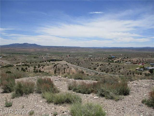 Sharon St., Caliente, NV 89008 (MLS #2201146) :: Helen Riley Group | Simply Vegas