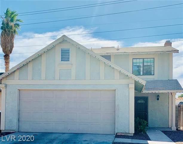 1321 Crossdale, Las Vegas, NV 89142 (MLS #2201160) :: Team Michele Dugan