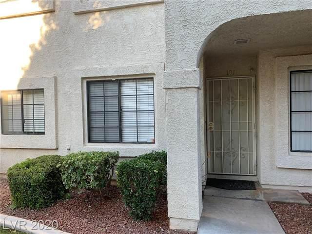 4718 Nara Vista #101, Las Vegas, NV 89103 (MLS #2201169) :: Hebert Group | Realty One Group