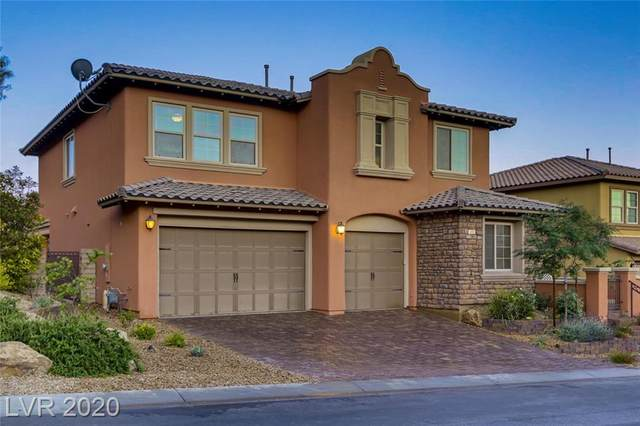 608 Green Sage Way, Las Vegas, NV 89138 (MLS #2201219) :: Jeffrey Sabel