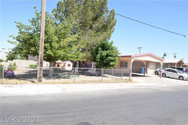 2246 Englestad, Las Vegas, NV 89030 (MLS #2201252) :: The Lindstrom Group