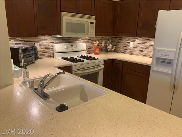 5751 Hacienda #242, Las Vegas, NV 89122 (MLS #2201264) :: Signature Real Estate Group