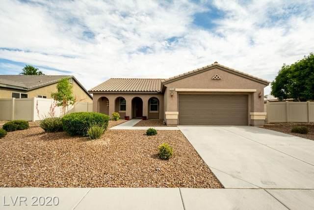 2559 Fountain, Pahrump, NV 89048 (MLS #2201282) :: The Lindstrom Group