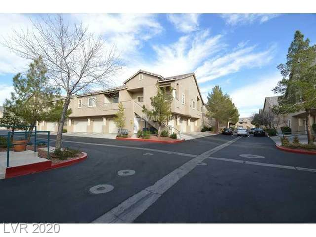 2100 Gravel Hill #207, Las Vegas, NV 89117 (MLS #2201292) :: The Shear Team