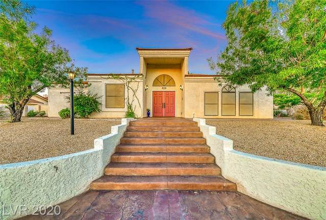 997 Gladiola Way, Henderson, NV 89011 (MLS #2201362) :: Performance Realty