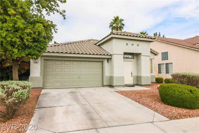 1516 Chaparral Summit, Las Vegas, NV 89117 (MLS #2201384) :: Kypreos Team