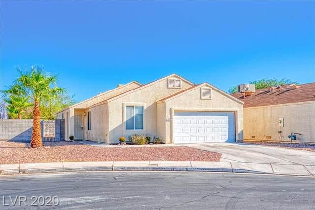 726 Carlos Julio Avenue, North Las Vegas, NV 89031 (MLS #2201439) :: ERA Brokers Consolidated / Sherman Group