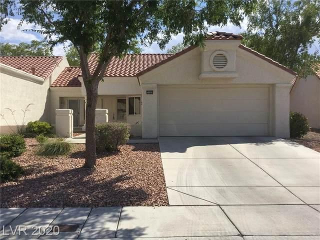 2405 Desert Glen Drive, Las Vegas, NV 89134 (MLS #2201504) :: Kypreos Team
